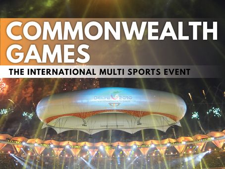 Commonwealth Games: The International Multi-Sports Event