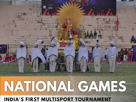 National Games: India's First Multisport Tournament