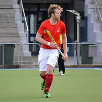 James representing Western Districts in Auckland Premier League
