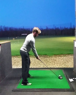 Sport specific training - Golf