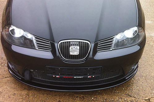 Triple R Composites Seat Front Splitter (select model in listing)