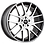 Thumbnail: Supermetal Trident Wheel & Tyre package for VW T6 (with Nankang NS2 Tyres)