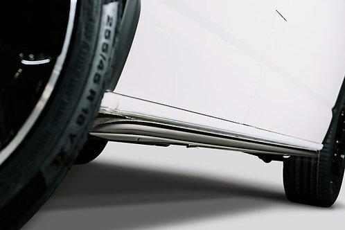 Genuine Volkswagen T6 Angled Side Bars