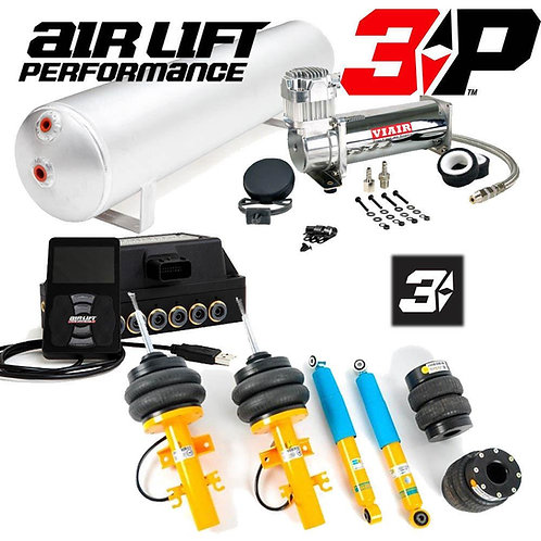 ABP Air Ride Suspension for VW T5/T6