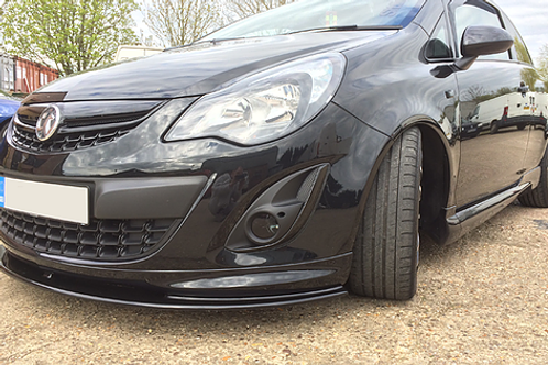 Triple R Composites Vauxhall Front Splitter (select model in listing)