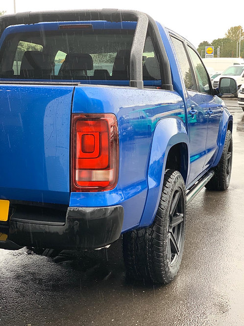 HAWKE Ridge Wheel & Tyre Package for VW Amarok (with Toyo Tyres)