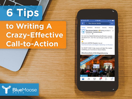 6 Tips to Writing A Crazy-Effective Call-to-Action