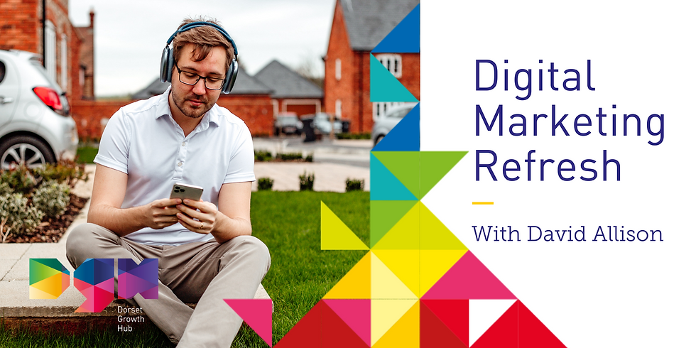 Digital Marketing Refresh