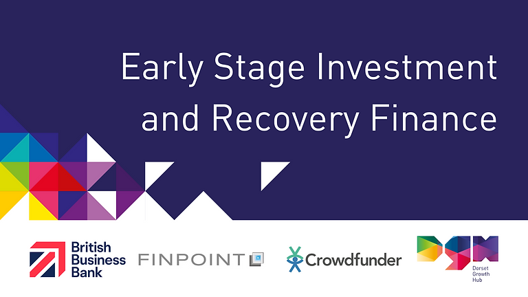 Early Stage Investment and Recovery Finance
