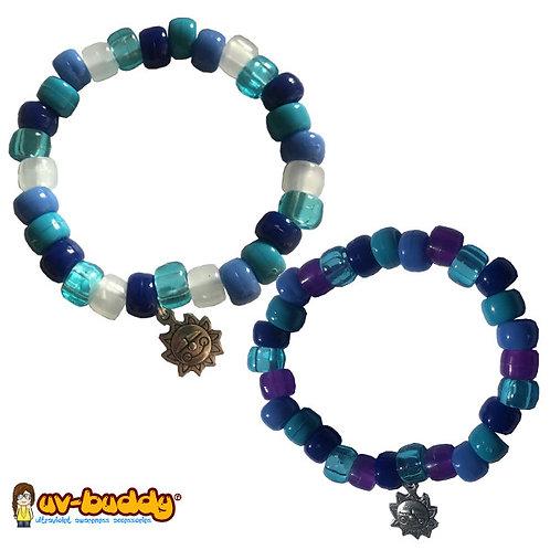 Blueberry Pie UV Bracelet