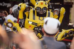 Bumblebee Robot Costume Ukraine