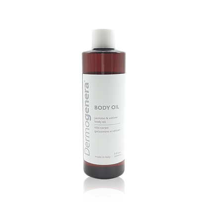 Body Oil - Jasmine & Vetiver