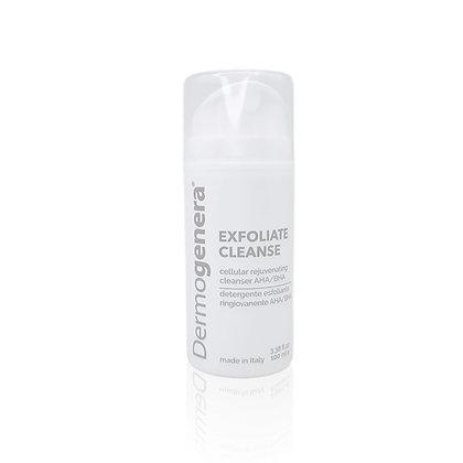 Detergente Esfoliante AHA/BHA - Exfoliate Cleanse