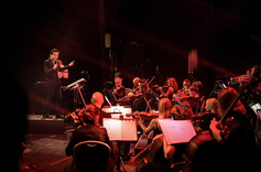 Australian Session Orchestra with John Foreman.