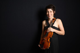 Anne   violin