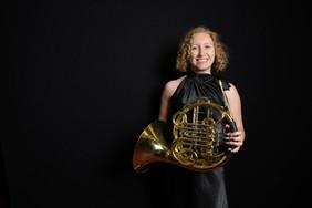 Melanie   French horn