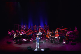 The Australian Session Orchestra at QPAC