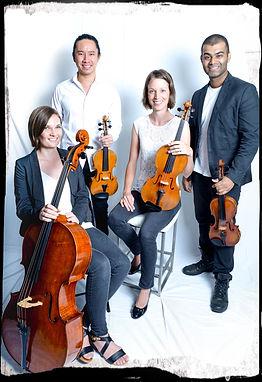 String quartet Sydney Brisbane Melbourne