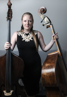 Phoebe Russell - Principal Double Bass, Queensland Symphony Orchestra