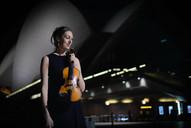 Rebecca | violin
