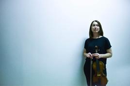 Ceridwen   violin