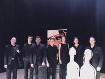 Performing at Coffs Harbour Regional Conservatorium