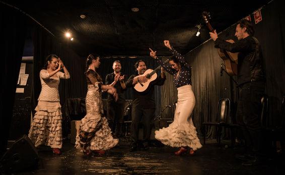 Bandaluzia Flamenco