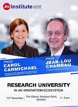 14-11-2019 Building a Research Universit