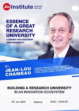 18-06-2020 Essence of a Great Research U