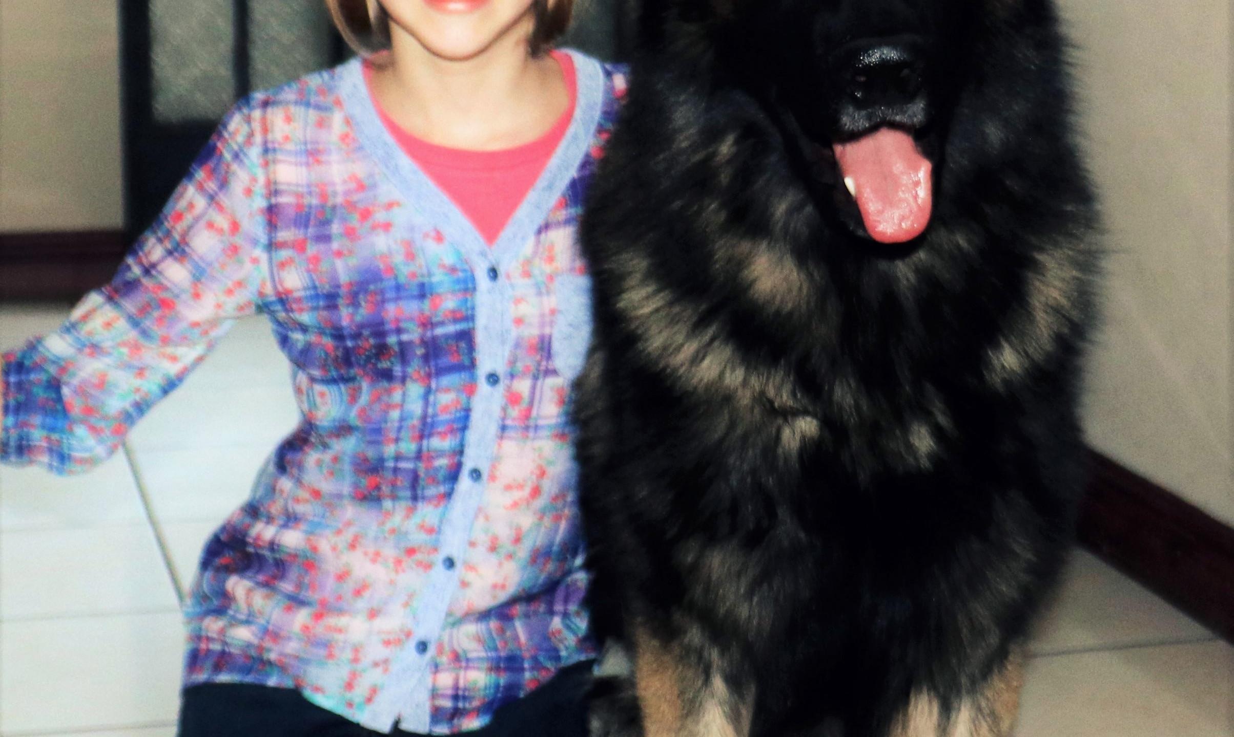 Lyndey and Zeus