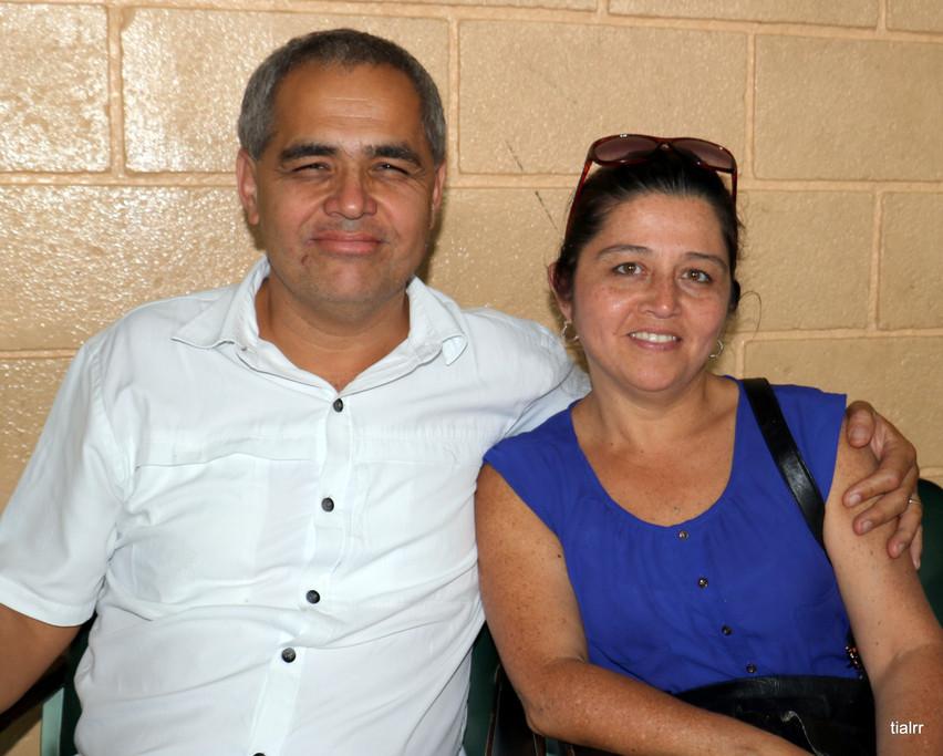 Max and Helen Bastos