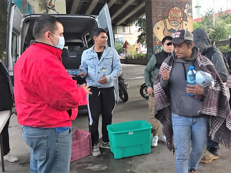Ministry update from Mexico