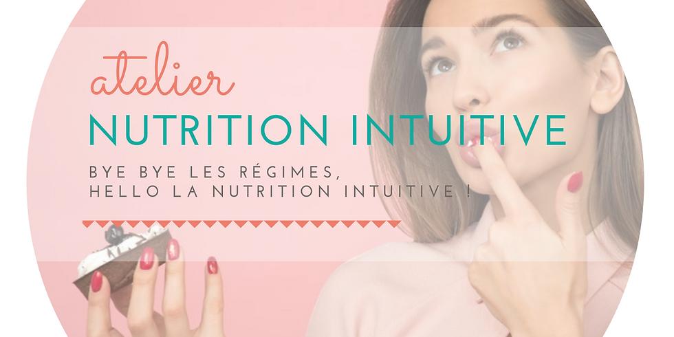 ATELIER NUTRITION INTUITIVE