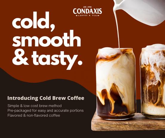 Cold Brew Ad