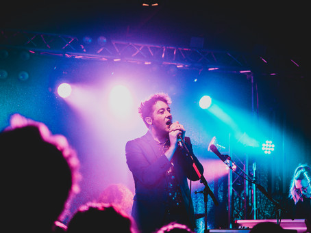 LIVE REVIEW - Love Fame Tragedy @ Oxford Art Factory