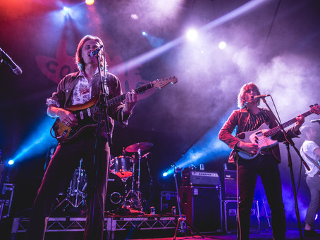 Lime Cordiale @ UNSW Roundhouse