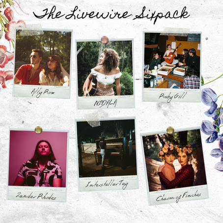 LivewireAU's Six Pack: Heart-Shaped Ballads and Dreamy Harmonies
