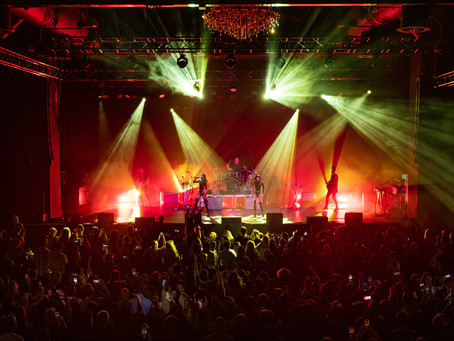 GALLERY - The Veronicas @ Fortitude  Music Hall