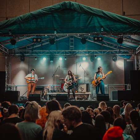 GALLERY: Tired Lion @ The Brisbane Winter Sessions