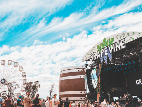 LIVE REVIEW - Grapevine Gathering 2019