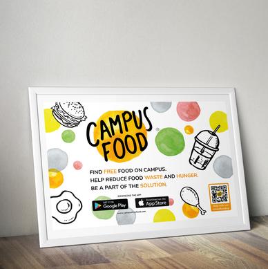 Campus Food Banner