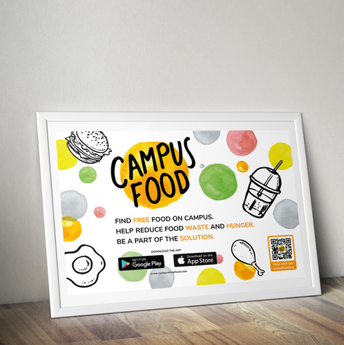 Campus Food Banner