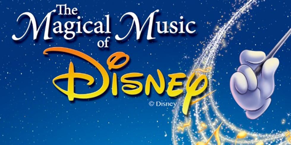 Disney Musical Rehearsal