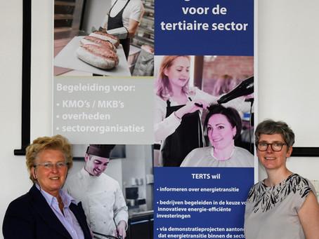TERTS te gast voor video Euregio Scheldemond