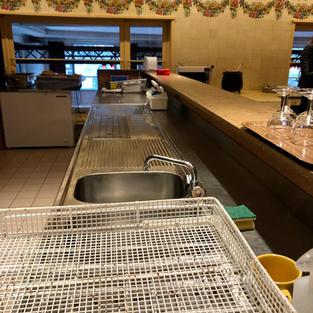 Deze oude 'keuken' maakt plaats voor een state-of-the-art nieuwe!