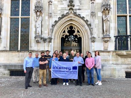 TERTS voor 2-daagse te gast in Brugge