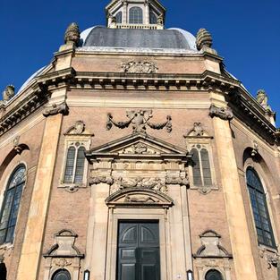 Oostkerk gevel