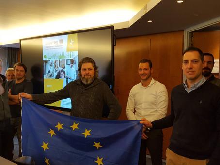 TERTS Energiecoaches bijeen in Leuven