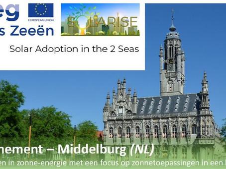 Solarize netwerkevenement op 14/10/19 (Middelburg, NL)