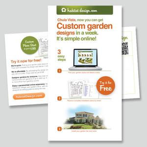 Habitat Design Direct Mail Campaign